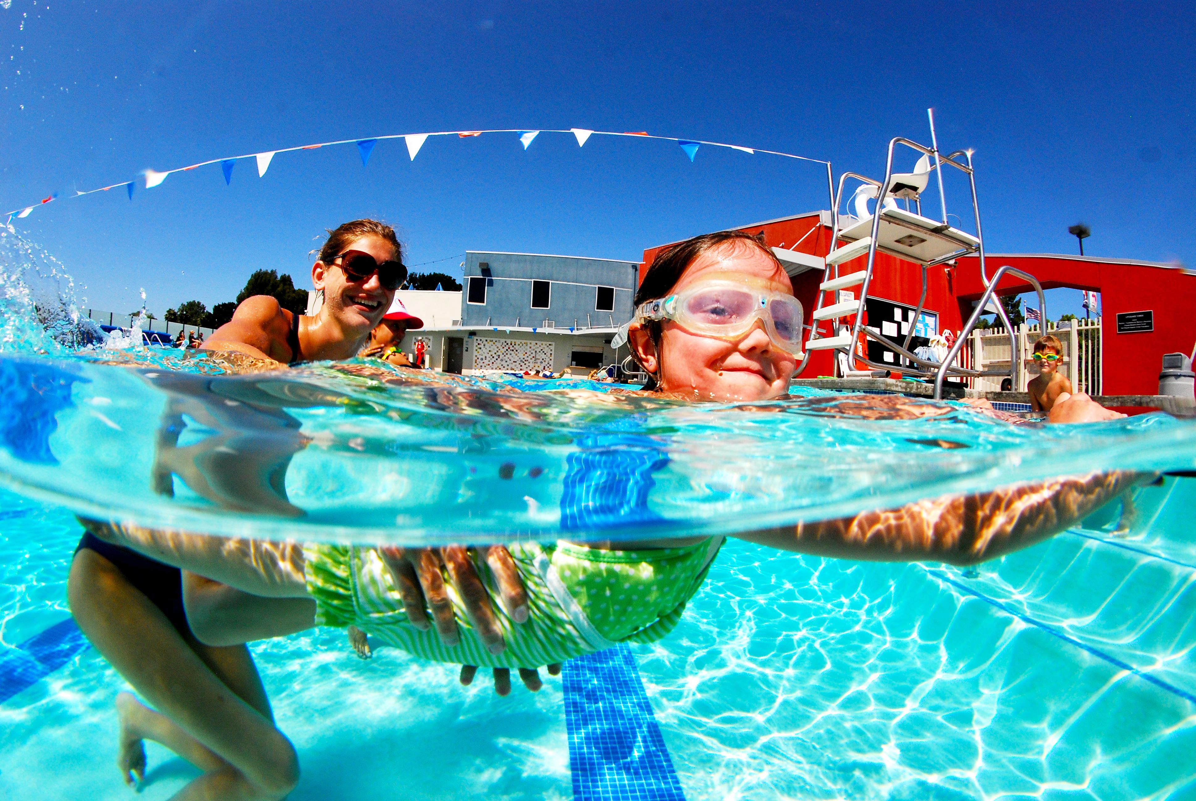 Adult InnerTube Water Polo League  YMCA of Superior